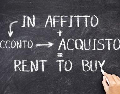 Rent to Buy: un'opportunità di acquisto alternativa!